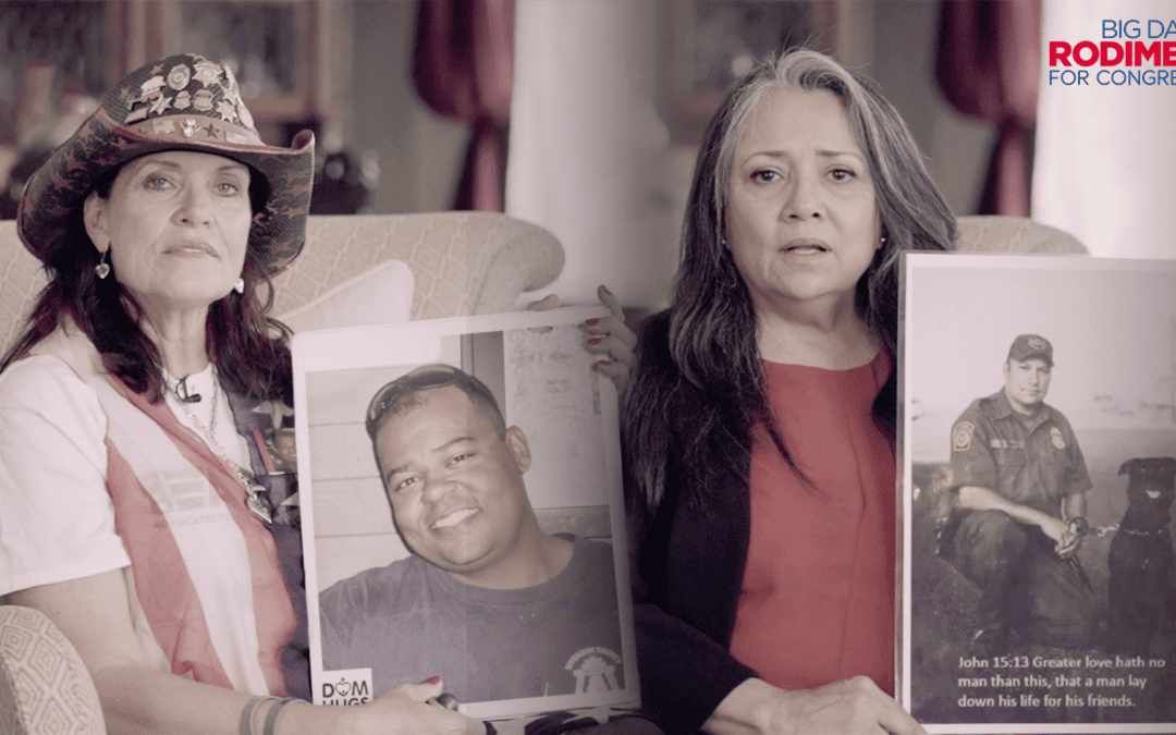 "Dan Rodimer Releases ""Heart-wrenching"" Campaign Ad Highlighting ""Uncovered"" Murders On Texas Border, Releases Angel Act"