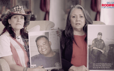 """Dan Rodimer Releases """"Heart-wrenching"""" Campaign Ad Highlighting """"Uncovered"""" Murders On Texas Border, Releases Angel Act"""